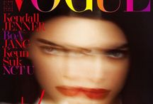 •Vogue covers•