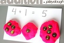 Early Mathematical Exploration / by Kate Marshall