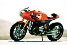 On Two Wheels / Interesting Motorcycles