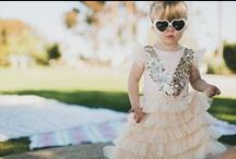 Styling:: Flower Girls & Boys / Some fresh styling ideas for your flower girls and ring bearers...or just any special little one on your big day.