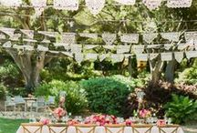 DIY: Wedding Crafts / DIY your dream wedding (tastefully).