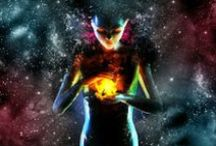 Live An Awesome Life / You Are A Powerful Creature,  You Create Your Reality. / by Tamara Bolte
