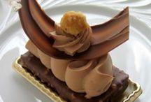 Chocolate / Chocolate, brownie, cake, dessert