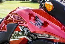 CB500X / The Amazing Honda CB500X