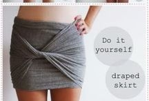 Diy clothes❤️ / This is a diy board for clothes Dette er en diy travle for klær
