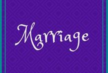 Marriage / Christian marriage encouragement
