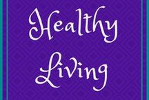 Healthy Living / Healthy lifestyle, food, exercise