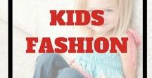 Kids Fashion / Love styling your little one then this board is for you, one stop board for all your kids fashion needs.