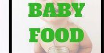 Baby Food , Ideas & Recipes