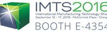IMTS 2016 International Manufacturing Technology Show / IMTS2016 International Manufacturing Technology Show is the week-long event that will be held at Chicago's McCormick Place September 12-17, 2016, hours 9 am - 5 pm (GMT-5). Stop by our booth E-4354 and find out more about our latest encoder and actuator solutions for the advanced automation. See you at IMTS! Get all of the important exhibit information at https://www.imts.com/ or contact us http://www.likausa.com/