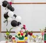 Styling: Dear Kate / Kate Spade-inspired wedding and party ideas.
