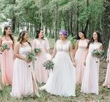 Bloominous Real Weddings / Sharing real weddings from couples that used Bloominous for their wedding flowers.