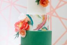 Fun and Vibrant Cakes