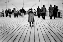 black and white moment / by HsinYing Tsai