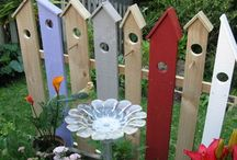 Garden Crafts / Out Doors Projects