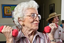 Workouts For All Ages  / by Health As We Age (HAWA)