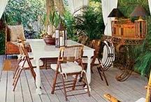 Porches, Decks, Terraces and Patios
