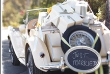 Just Married / by Vicky den Hertog