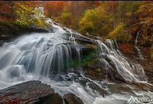 Waterfalls - Photography
