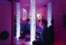 Sensory Rooms / The wonderful Sensory Rooms from Sensory Technology!