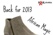 Back for 2013 / by Soul of Africa