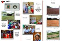 Projects for 2013 / Details of all the Soul of Africa projects which have been worked on throughout 2013 by money created from selling Soul of Africa shoes / by Soul of Africa