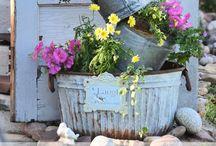 House plans & Garden ideas