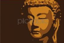 Buddha: Peace to the World / Let peace be the core of your designs, amazing Buddha Illustrations to add the aura of the enlightened @ http://www.pickapic.in/search.php?c=9&sc=35&page=1&ipp=12&hcid=f7177163c833dff4b38fc8d2872f1ec6