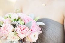 Pink & Gray Weddings / A timeless combination
