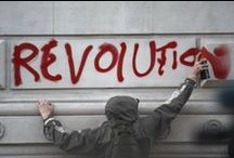 Revolution / story inspiration