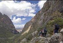 Lares trek / Here you can see more photos from our Lares route. Andina Travel has fouded 16 different routes in the Lares area.