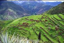 Huchuy Qosqo Easy trek / This is one of our easiest and shortest routes to Machu Pichcu.