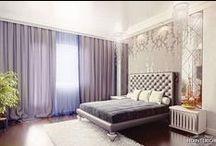 Дизайн интерьера спальни | Bedroom designs / Дизайн интерьера спальни | Bedrooms interior design http://vk.com/album-59301588_205293230