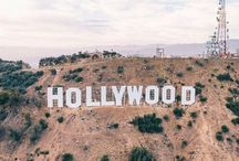 L.A. baby / Los Angeles, Hollywood, California.