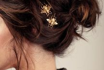BEE-HIVES / Buzz-worthy hairstyles to inspire our honeys.