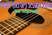 Music Therapy Resources / Ideas collecting from MT blogs, sites, and other boards.