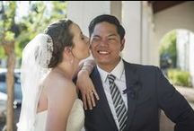 Just Married / The Day My Husband and I Lived Happily Ever After.