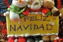 NAVIDAD/CHRISTMAS / AMO LA NAVIDAD / by N Z