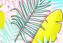 Tropical / Tropical prints and art