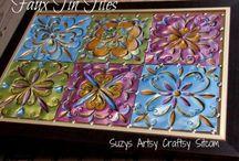 Feeling crafty! / Crafting