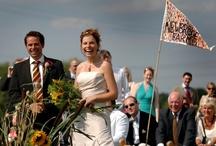 Festival Weddings at Riverside Weddings, Newbridge Farm / Some festival wedding ideas used at our riverside oxfordshire marquee venue