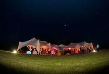 Capri Tent Weddings / Shots of modern capri tent weddings receptions