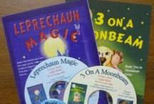 Leprechauns, Moonbeams etc. / A whimsical collaboration of 2 fun and educational chapter books by Joyce Sandilands and J. Robert Whittle. Perfect for St. Patrick's or any other day. Set in Fairyland, his fairy friends decide this mischievous leprechaun must be taught a lesson. * Recommended by Elementary and ESL Teachers