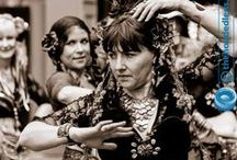 Tribal dance / Tribal Belly Dance inspiration.