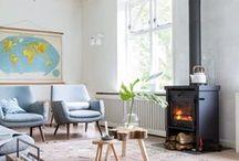 livingroom / retro | bohemian | scandinavia mix and match