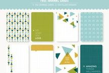 Project Life / Design, ideas and inspiration for Project Life #diy #scrapbook #projectlife