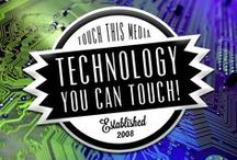In-House Designs / Various designs created by Touch This Media's in-house talent.