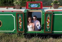 Wedding Transport at Riverside Weddings / Here are some of the wedding car, boats and camper vans the bride and groom's of Riverside Weddings have used