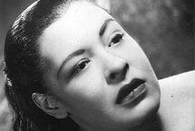 Billie Holiday / by Rose Knorr-Morrison