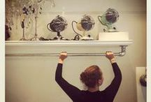 Display Ideas / by Emerson Rose